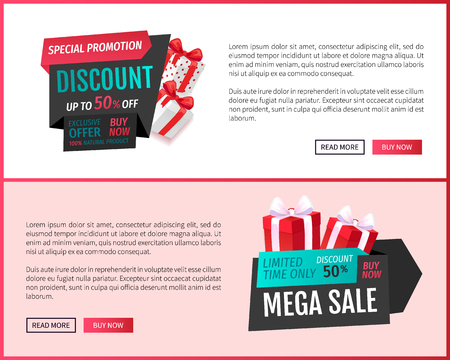 Special Promotion, Mega Discount Shops Offers