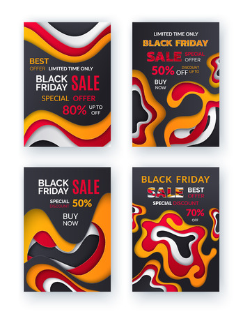 Black Friday Special Discount, Percent Offer