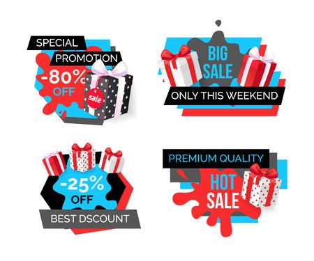 Best Discounts Only This Weekends 25 Percent Set Standard-Bild - 115950029