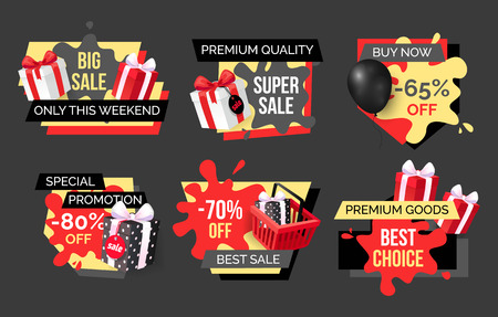 Special Promotion on Exclusive Products Sellout
