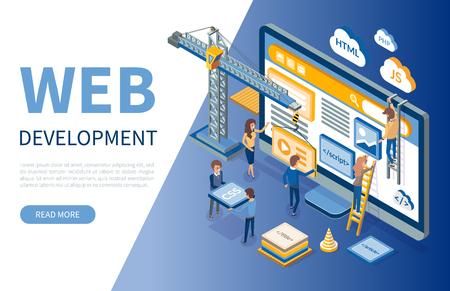Web Development, Developers Optimizations of Sites