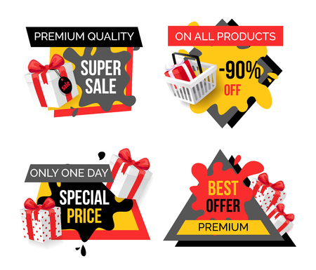 Exclusive Products, Hot Sale Discounts Offers 일러스트