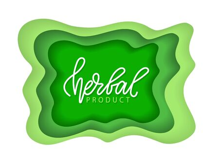 Organic food and supplies vector, isolated set of green foliage vegetable elements, apple and plants with leaves natural meal and ingredients