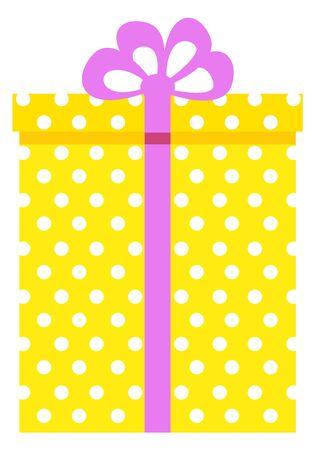 Cadeaux de Noël, fête traditionnelle des fêtes. Boîtes colorées de vecteur avec des cadeaux à l'intérieur et attachées avec du ruban. Forfaits festifs isolés sur fond blanc. Tradition de Noël pour se saluer