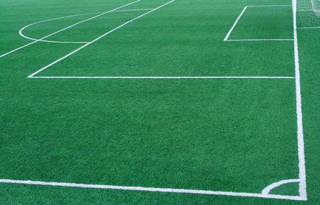 Soccer Field Stock Photo - 3654269
