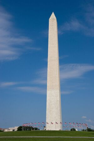 Washington Monument in the Capital of the United States Stock Photo - 5956387
