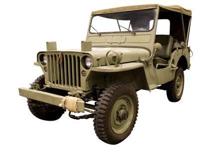 drab: Classic Army Stock Photo