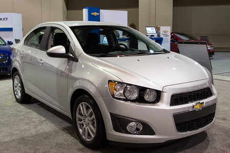 JACKSONVILLE FLORIDAFEBRUARY A Chevy Sonic Sedan At - Jacksonville car show