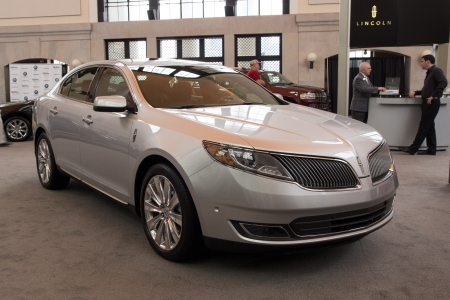JACKSONVILLE FLORIDAFEBRUARY A Lincoln MKS EcoBoost - Jacksonville car show