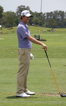 vedra: PONTE VEDRA BEACH, FL-MAY 08: Webb Simpson at The Players Championship, PGA Tour, on practice day May 08, 2012 at The TPC Sawgrass, Ponte Vedra Beach, Florida, USA.