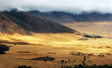 First light in The Ngorongoro Crater photo