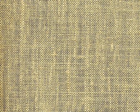 sacco juta: dettaglio ingrandita del campione tessile di tela Archivio Fotografico