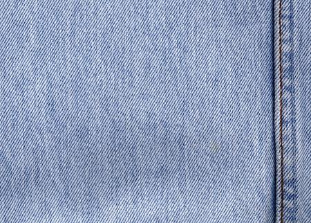 Blue jeans denim cloth background