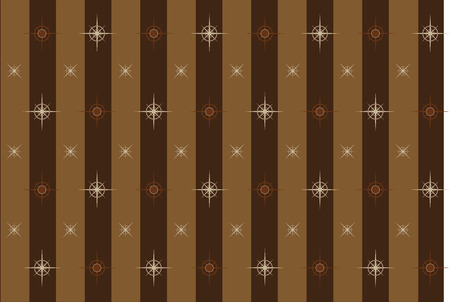pattern vector illustration of Christmas gift paper