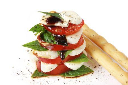 caprese: Caprese Salad.