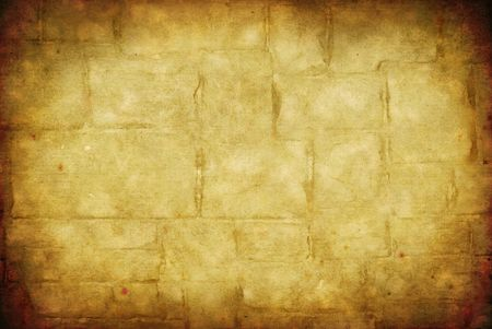 Sandstone grunge background.  Combination of paper and sandstone textures.   photo