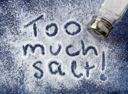 Too Much Salt photo