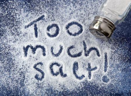 Too Much Salt photo