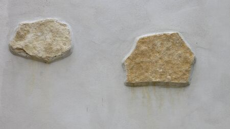 ices: stones on the wall
