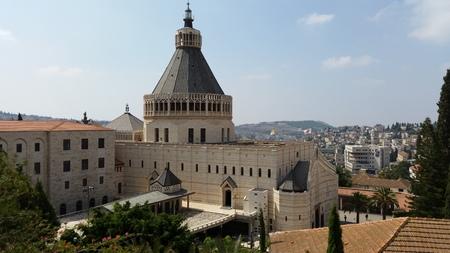 nazareth church of annunciation