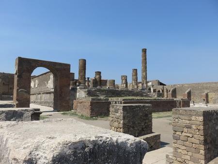 Pompeii Banco de Imagens