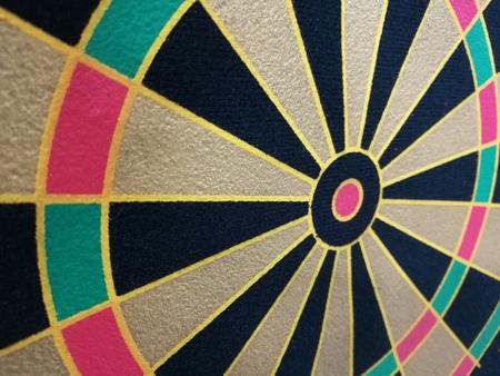 dartboard: dartboard Stock Photo