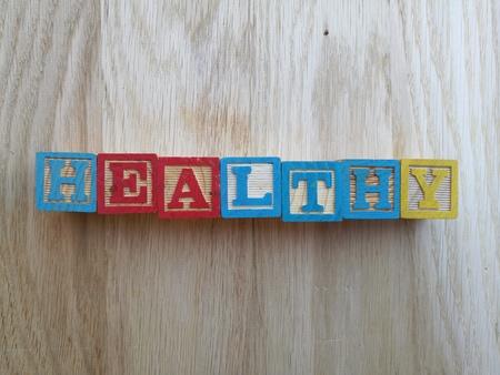 word: healthy word