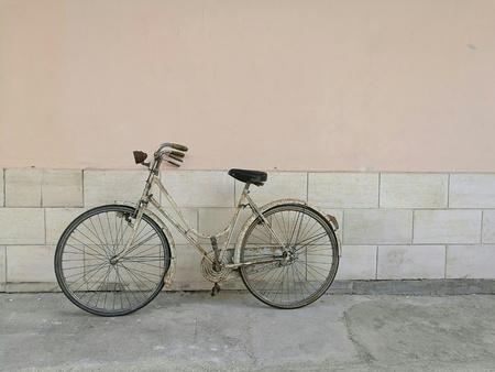frenos: bicicleta con frenos varita