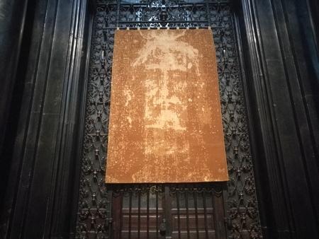 shroud: copy sacred shroud