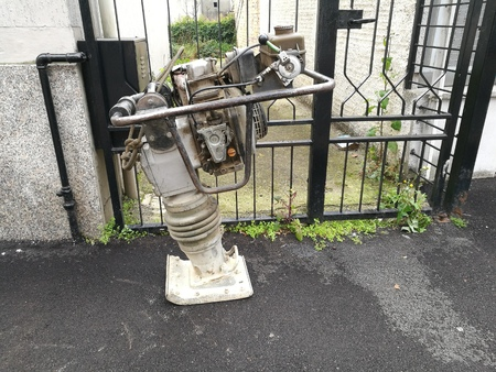 compaction: compactor machine