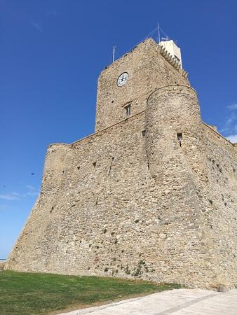 old center of Termoli
