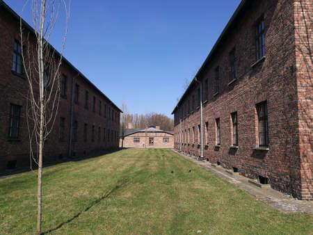auschwitz: concentration camp Auschwitz
