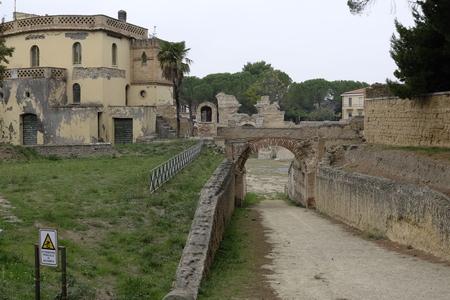 Roman Amphitheater at Larino
