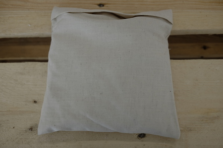 antirheumatic: therapeutic cushion with salt Stock Photo