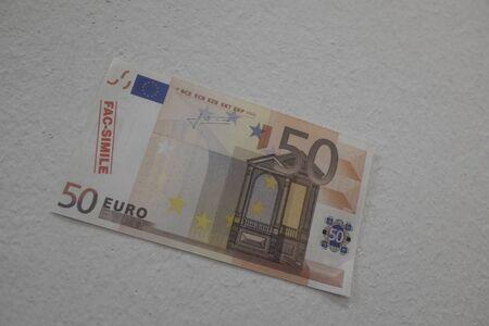 facsimile banknote