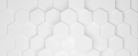 Hexagon Background - Illustration