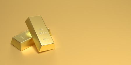 Gold Bars 版權商用圖片