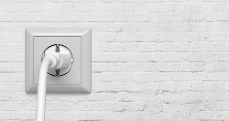 Power Plug - Illustration
