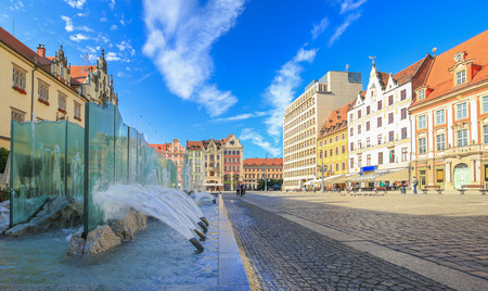 Wroclaw / marketplace