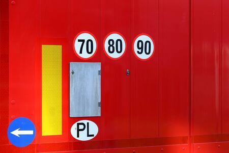 signage: transportation signage