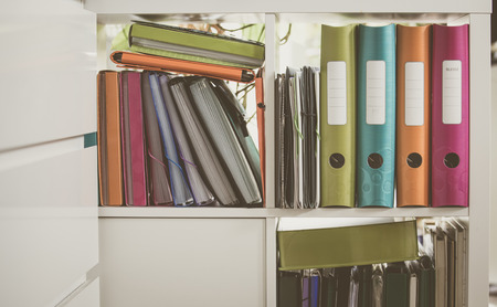 articles: Office articles  folders