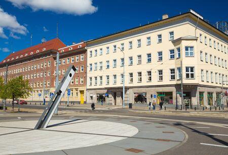 reloj de sol: Szczecin  reloj de sol