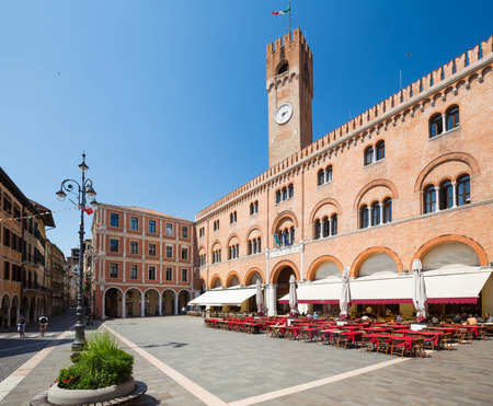 Treviso / the old square