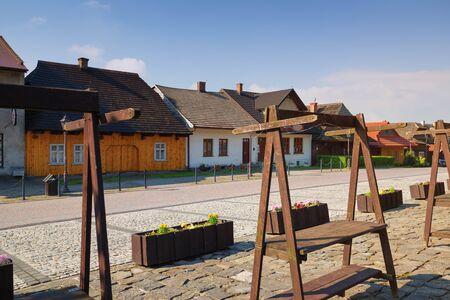 Lanckorona  small village near the Krakow