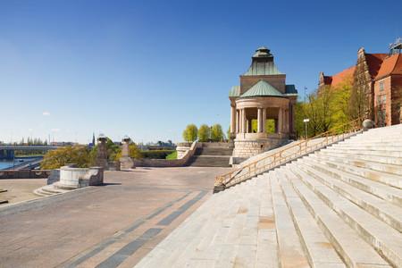 Szczecin  historical architecture