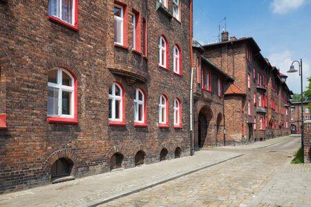 Katowice in Poland  architecture