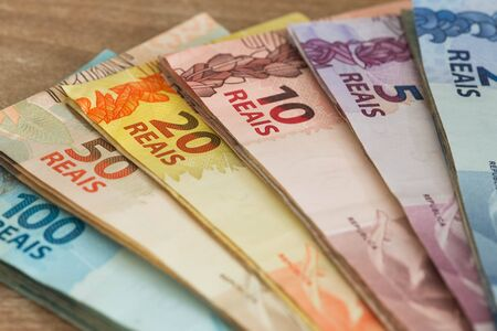Brazilian money / reais