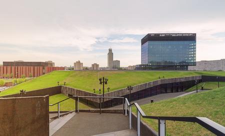 View of the city Katowice Zdjęcie Seryjne
