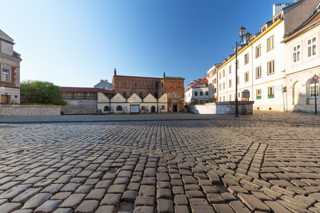 Krakow, Kazimierz District, Historic Jewish architecture
