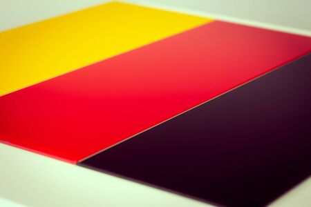 German national flag  black, red, yellow background